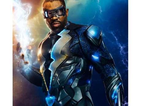 CW encomenda temporada completa de série sobre Raio Negro, da DC Comics