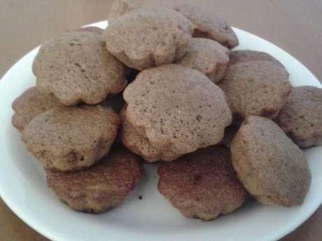 Muffin integral de banana com canela (zero açúcar)