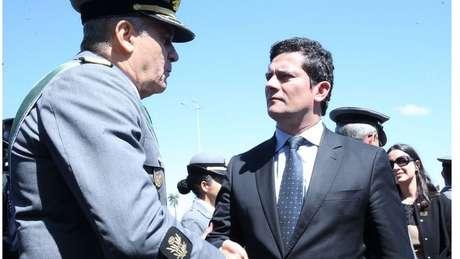 """Moro repreendeu Lula por ter dito que mandaria prender quem mente sobre ele: """"Talvez o senhor não devesse fazer esse tipo de declaração"""""""