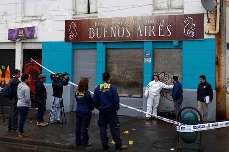 Nueva balacera en Valparaíso deja al menos un fallecido