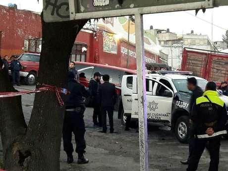 Asesinan a 3 policías en Naucalpan
