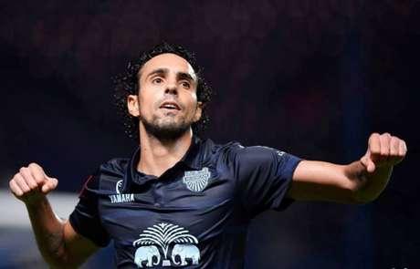 Diogo tem 12 gols na atual temporada (Foto: Divulgação)