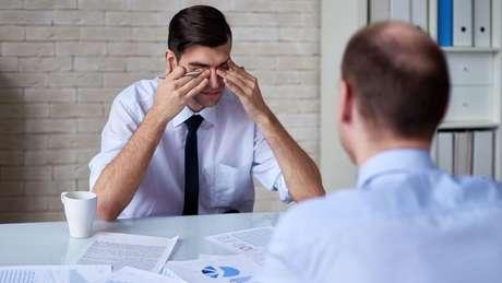 Falta de sono pode atrapalhar tarefas diárias no trabalho