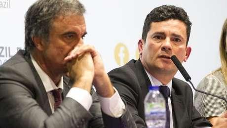 """""""Eu diria que no direito brasileiro poderíamos dizer que, para toda ação, existe um recurso"""", disse Moro"""