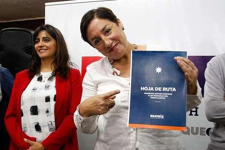 Beatriz Sánchez y el CAE: