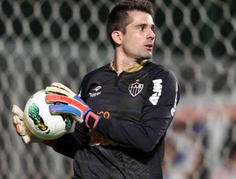 Morre o pai do goleiro Victor, do Atlético