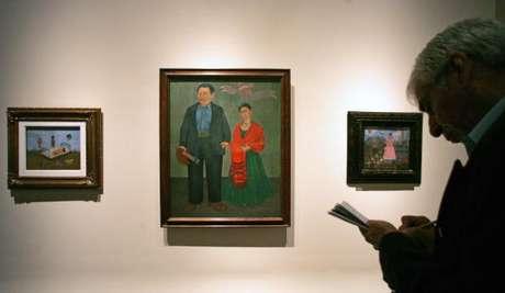 Serie Sobre Frida Kahlo y Diego Rivera Podría Llegar a Netflix