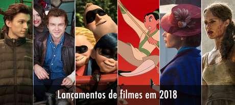 Spin-offs, remakes e sequências dominam os lançamentos de 2018