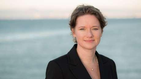 Sabrina Brennan, cujo lobby junto às autoridades costeiras foi crucial para vencer resistência de organizadores