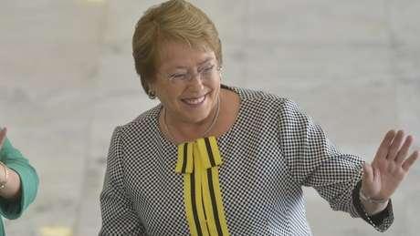 Michelle Bachelet já tinha feito uma alteração da previdência do Chile em 2008