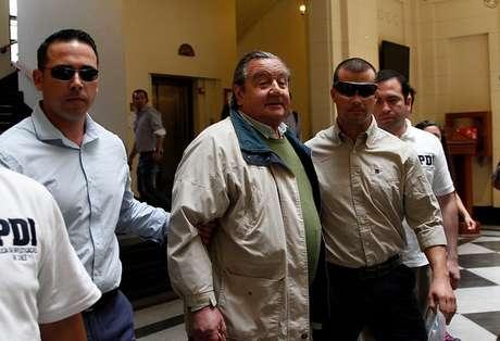 Corte de Temuco rebaja cautelares y decreta arresto domiciliario para Labbé