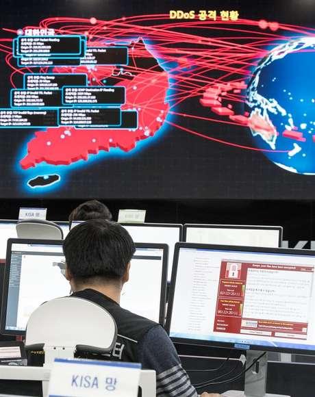 Estados Unidos cree que hackers de Corea del Norte son los principales ataques del ciberataque mundial 'ransomware' WannaCry