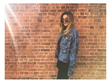 Sasha Meneghel fala sobre ramo da moda e assume que ainda precisa aprender muito