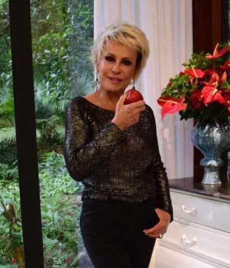 Ana Maria Braga (Foto: TV Globo/Divulgação)