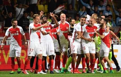 Veja imagens da vitória do Monaco