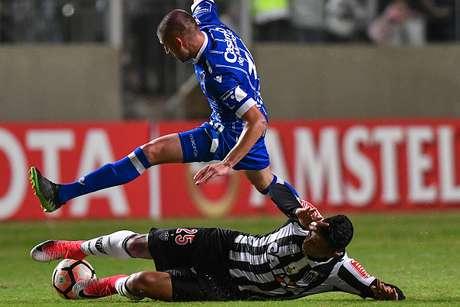 El Atlético Mineiro golea 4-1 al Godoy Cruz