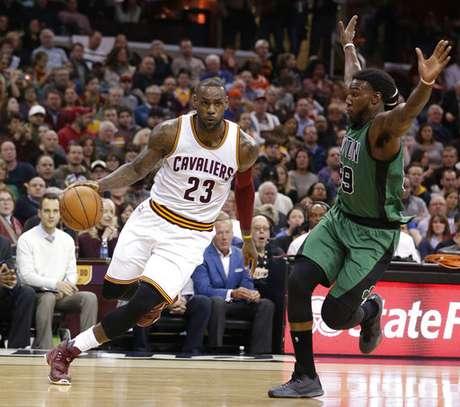 Juego 1: Cleveland Cavaliers vs Boston Celtics