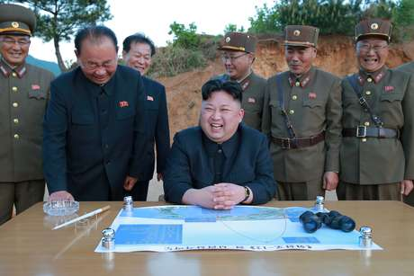 Regime de Kim Jong-un realizou um teste com míssil intercontinental no último final de semana.