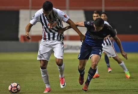 Libertad y Sport Boys epatan 1-1 sin espectáculo