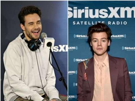 Liam Payne diz que álbum de Harry Styles não faz o tipo dele!