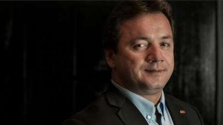 Wesley Batista, em 2015: ele e o irmão transformaram a JBS em uma das maiores empresas do Brasil