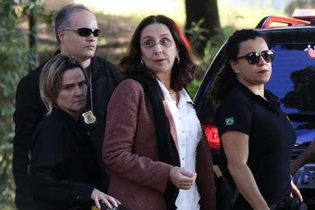 Na investigação aberta no STF, a irmã do senador é acusada de intermediar o pagamento de R$ 2 milhões feito pelo empresário Joesley Batista