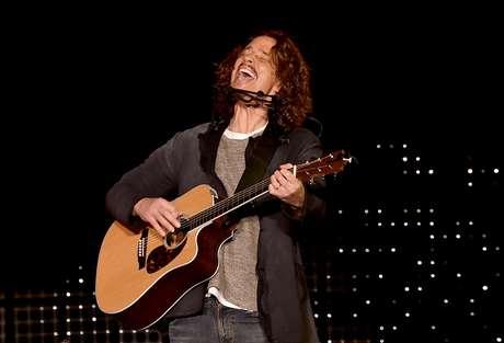 Chris Cornell, que há alguns anos seguia em carreira solo, foi vocalista das bandas de rock Soundgarden e Audioslave