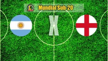 Argentina x Inglaterra
