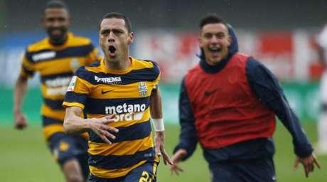 Rômulo foi um dos destaques do Verona na temporada (Foto: Divulgação)