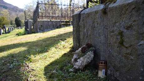 O túmulo sem gravura da Mulher de Isdalen
