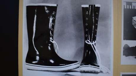 Botas vendidas na loja de calçados Oscar Rørtvedt eram parecidas com as encontradas no vale Isdalen