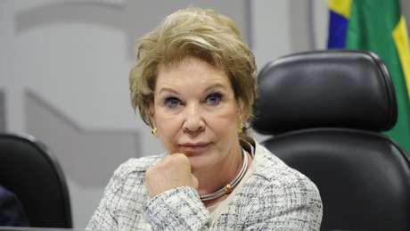 Senadora do PMDB, ex-PT, teria destacado marido para receber pagamentos