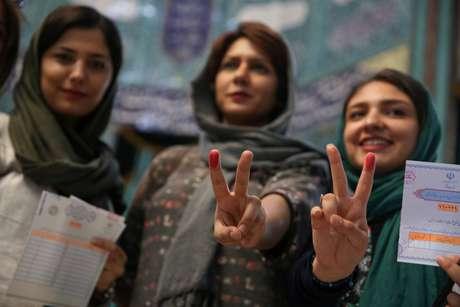 Até hoje nenhuma mulher foi aceita para concorrer às eleições presidenciais