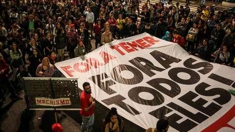 Rogério Chequer disse que esta foi a primeira vez que o Vem Pra Rua cancela uma manifestação