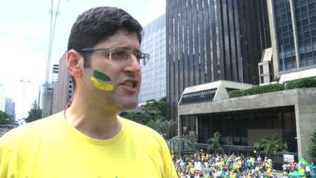 Rogério Chequer disse que vai marcar nova data para fazer protesto contra Michel Temer