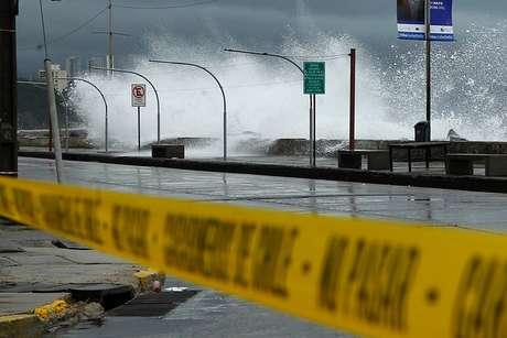 Advierten sobre presencia de marejadas en Coquimbo