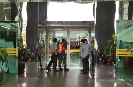 Explosión en hospital militar en Tailandia deja 24 heridos
