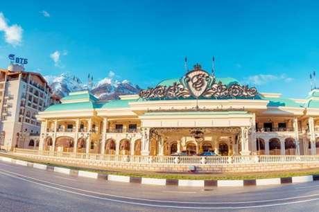 Torneios serão realizados no cinco estrelas Sochi Casino & Resort, similar aos ícones de Las Vegas (Divulgação)