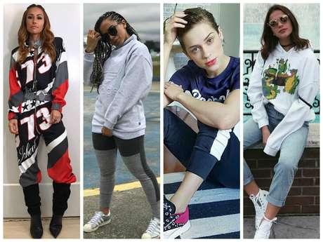 Sabrina Sato, Anitta, Sophia Abrahão e Bruna Marquezine com looks esportivos