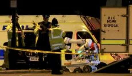 Detienen a otros tres hombres por presuntos nexos con atentado en Manchester