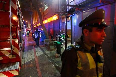 Incendio en cité de Santiago consumió más de 20 habitaciones