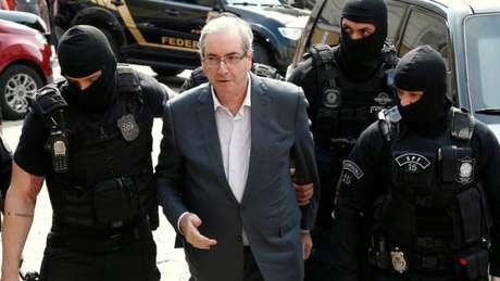 Cunha foi citado nos depoimentos de delação do empresário Joesley Batista, um dos donos da empresa.