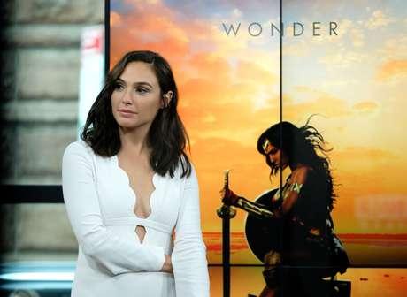 Gal Gadot es la nueva 'Wonder Woman'.