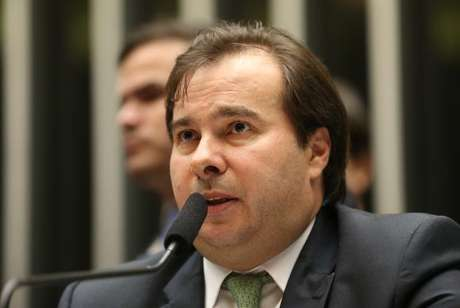 Rodrigo Maia é alvo de dois inquéritos da Lava Jato
