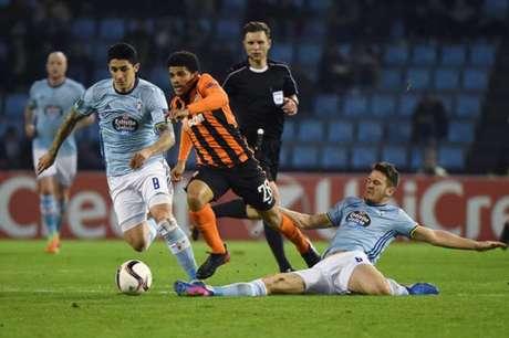 Taison marcou nove gols na temporada (Foto: Divulgação/ Twitter Shakhtar Donetsk )