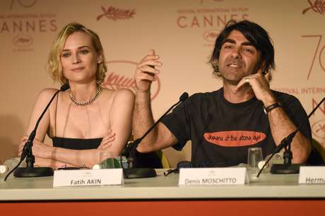 Diane Kruger actúa en 'In the fade'.