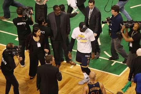 NBA. Cleveland Cavaliers passam à final