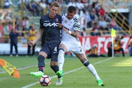 Sturaro foi titular na Juventus (Foto: Gianni Schicchi / AFP)