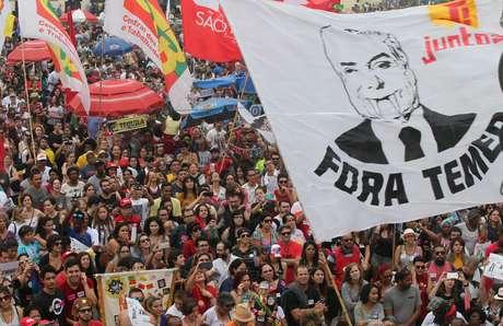 Manifestação no Rio