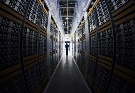 O centro de dados do Facebook na Suécia foi um dos primeiros